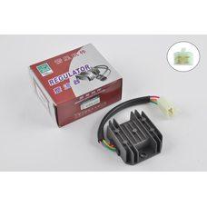 Купить Реле зарядки   4T GY6 125/150   (4 провода)   (A-class)   JIANXING в Интернет-Магазине LIMOTO