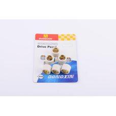 Купить Ролики вариатора   4T GY6 125/150   18*14   15,0г   (белые)   DONGXIN в Интернет-Магазине LIMOTO