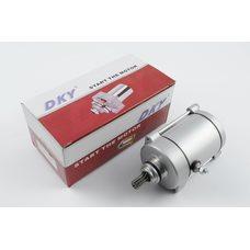 Купить Электростартер   4T CG125/150   (9 шлицов)   DKY в Интернет-Магазине LIMOTO