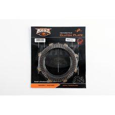 Купить Диски сцепления   4T CB125/150   (4шт, блистер)   BAAZ в Интернет-Магазине LIMOTO