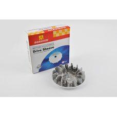 Купить Щека вариатора неподвижная   Suzuki AD100   (алюминий)   DONXIN в Интернет-Магазине LIMOTO
