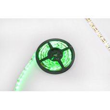 Купить Лента светодиодная SMD 3528   (зеленая, влагостойкая, 60 крист/1м, бухта 5м) в Интернет-Магазине LIMOTO