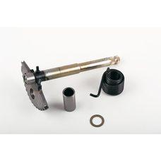 Купить Сектор заводной (полумесяц)   4T GY6 125/150   (L-153mm)   (+пружина, втулки)   JH в Интернет-Магазине LIMOTO