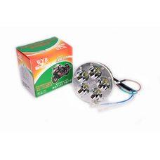 Купить Модуль светодиодный   (5 диодов, RGB-подсветка, Ø80mm)   WOYE в Интернет-Магазине LIMOTO