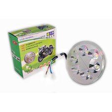 Модуль светодиодный   (6 диодов, RGB-подсветка, Ø140mm)   WOYE Купить в Интернет-Магазине LIMOTO