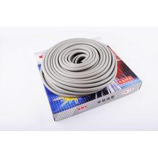 Купить Шланг топливный   Ø4mm, 20 метров   (резиновый, серый) в Интернет-Магазине LIMOTO