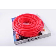 Купить Шланг топливный   Ø4mm, 20 метров   (силиконовый, красный) в Интернет-Магазине LIMOTO