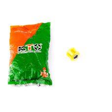 Купить Сайлентблок амортизатора силиконовый   d-10mm   (оранжевый)   KTO в Интернет-Магазине LIMOTO