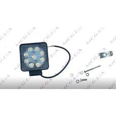 Купить Дневные ходовые огни   (D-100mm, сверхяркие 8 диодов 12V, влагозащищенные с активным охлаждением)   IZEN в Интернет-Магазине LIMOTO