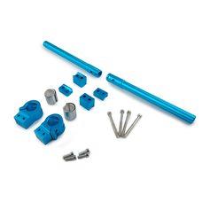 Купить Руль универсальный (клипоны)   (синий)   MAXI в Интернет-Магазине LIMOTO
