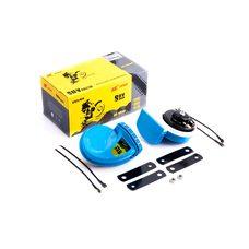 Купить Сигнал   (улитка) электрический двухтональный (синий) (пара)   SUV в Интернет-Магазине LIMOTO