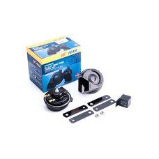 Купить Сигнал   (улитка) электрический двухтональный (черный) (пара)   JCAA в Интернет-Магазине LIMOTO