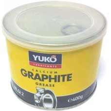 Смазка графитная 400мл   ж/б   YUKO