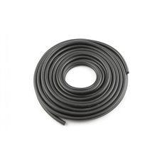Купить Шланг топливный   Ø4mm, 20 метров   (резиновый, черный)   ZUNA в Интернет-Магазине LIMOTO