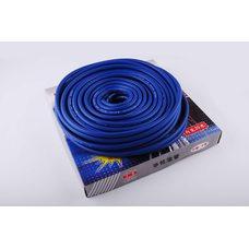 Купить Шланг топливный   Ø4mm, 20 метров   (силиконовый, синий)   MANLE в Интернет-Магазине LIMOTO