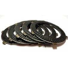 Купить Диски сцепления   МИНСК, ВОСХОД   (пробковые, основа металл) (5шт, комплект)   JING   (mod.A) в Интернет-Магазине LIMOTO