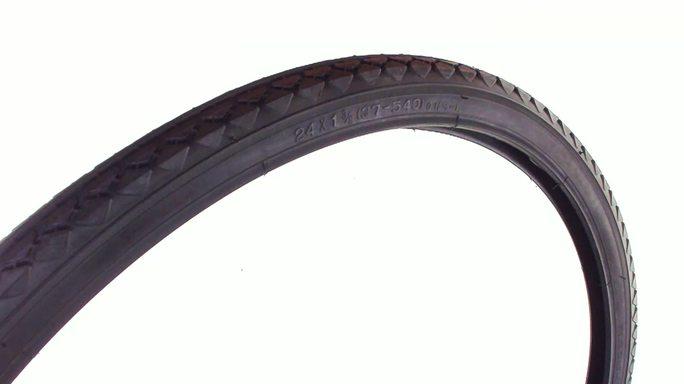 Купить Велосипедная шина   24 * 1 3/8   (37-540)   Deestone   (#SVT) в Интернет-Магазине LIMOTO