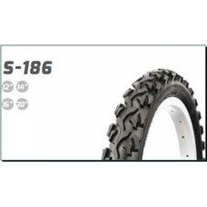 Купить Велосипедная шина   14 * 1,75   (47-254)   (S-186 косичка синяя полоса)   Delitire-Индонезия   (#LTK) в Интернет-Магазине LIMOTO