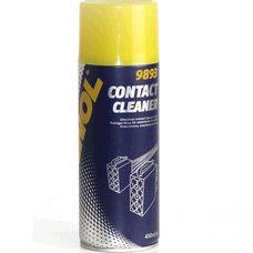 Очиститель контактных соединений   450мл   (9893 Contact Cleaner)   MANNOL