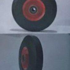 Колесо   3,50 -4   TL   (прессрезина, под ось d-20мм )   MRHD Купить в Интернет-Магазине LIMOTO