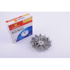 Купить Щека вариатора неподвижная   4T GY6 125   (алюминий)   DONGXIN в Интернет-Магазине LIMOTO