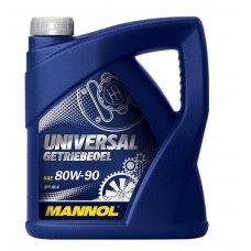 Купить Масло   трансмиссионное, 4л   (80W-90, Universal Getriebeoel API GL 4)   MANNOL в Интернет-Магазине LIMOTO