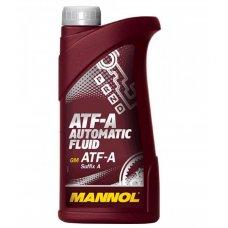 Купить Масло   трансмиссионное, 1л   (минеральное, AUTOMATIK FLUID ATF-A)   MANNOL в Интернет-Магазине LIMOTO