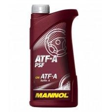 Купить Масло   трансмиссионное, 0,5л   (минеральное, ATF-A PSF)   MANNOL в Интернет-Магазине LIMOTO