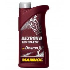 Купить Масло   трансмиссионное, 1л   (ATF Dexron II Automatic)   MANNOL в Интернет-Магазине LIMOTO