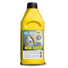 Купить Тормозная жидкость   DOT 3   (1л)   (НЕВА)   POLO   (#GRS) в Интернет-Магазине LIMOTO