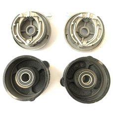 Барабан тормозной (в сборе, правый+левый)   ATV 50/110 Купить в Интернет-Магазине LIMOTO