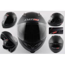 Купить Шлем трансформер   (size:XL, черный матовый, + солнцезащитные очки)   LS-2 в Интернет-Магазине LIMOTO