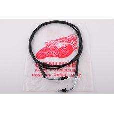 Купить Трос газа   4T GY6 50   (гайка-пластинка) в Интернет-Магазине LIMOTO