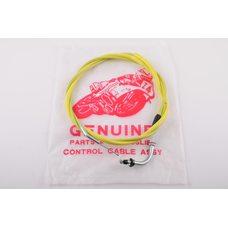 Купить Трос газа   Suzuki AD50   (1750mm, уп.1шт, желтый) в Интернет-Магазине LIMOTO