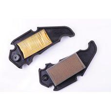 Купить Элемент воздушного фильтра   4T GY6 125/150   (бумажная гармошка в пластике)   KM в Интернет-Магазине LIMOTO