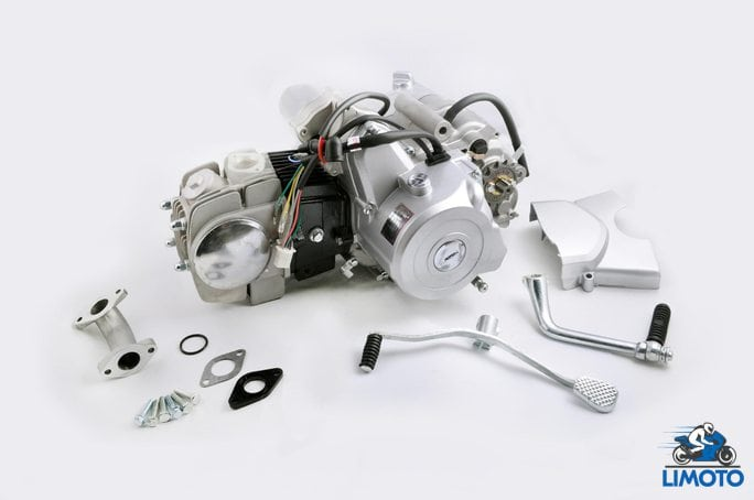 Купить Двигатель   Delta 125cc   (АКПП 1Р53FMI 4П)   TZN в Интернет-Магазине LIMOTO