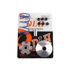 Купить Вариатор передний (тюнинг)   4T GY6 50   (+палец, ролики 6шт, пружина торкдрайвера)   DLH в Интернет-Магазине LIMOTO