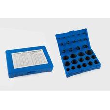 Кольца уплотнительные маслобензостойкие (комплект 404 шт, 7-53 mm)   QHK Купить в Интернет-Магазине LIMOTO