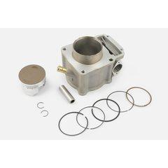 Поршневая (ЦПГ)   4T CB250   (Ø69.0)   (водяное охлаждение, OHC)   KOMATCU