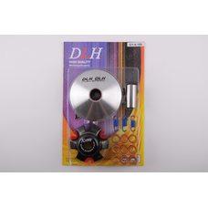 Купить Вариатор передний (тюнинг)   4T GY6 150   (ролики латунь 9шт, палец, пружины сцепления)   DLH в Интернет-Магазине LIMOTO