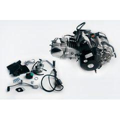 Двигатель   Delta 125cc   (АКПП 1Р53FMI 4П)  (+коммутатор, карбюратор, катушка зажигания)   SL