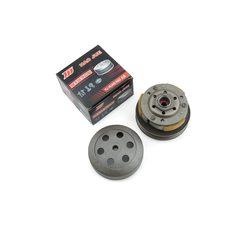 Купить Вариатор задний   4T GY6 50, Honda DIO AF34   (с барабаном)   HAO JUE   (mod:A) в Интернет-Магазине LIMOTO