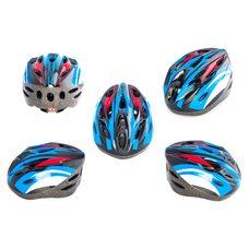 Купить Шлем кросс-кантри   (бело-синий)   DS в Интернет-Магазине LIMOTO