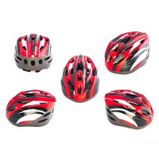 Купить Шлем кросс-кантри   (бело-красный)   DS в Интернет-Магазине LIMOTO