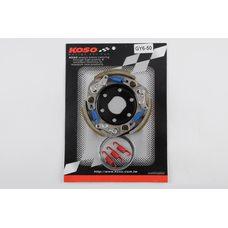 Купить Колодки сцепления (тюнинг)   4T GY6 50, Honda DIO ZX   (регулир. пружины)   KOSO в Интернет-Магазине LIMOTO