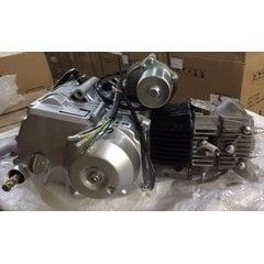 Двигатель   Delta, Alpha 90cc   (AКПП 147FMF) (электростартер, ножки, патрубок, полный комплект)   TZH