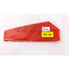 Купить Элемент воздушного фильтра   4T GY6 50   (поролон с пропиткой)   (красный)   CJl в Интернет-Магазине LIMOTO