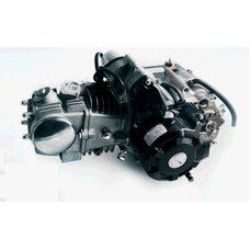 Купить Двигатель   Delta 125cc   (АКПП 157FMH, алюминиевый цилиндр,чёрный)   (TM)   EVO в Интернет-Магазине LIMOTO