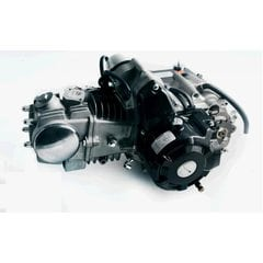 Двигатель   Delta 125cc   (АКПП 157FMH, алюминиевый цилиндр,чёрный)   (TM)   EVO