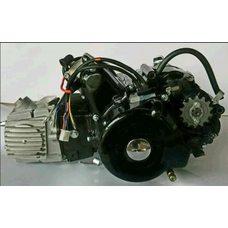 Купить Двигатель   Delta 125cc   (АКПП 157FMH, черный)   (TM)   EVO в Интернет-Магазине LIMOTO